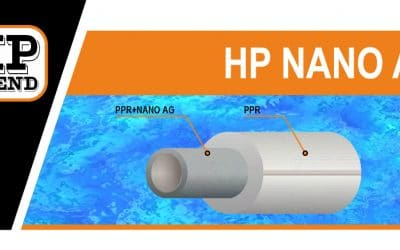 Тръби HP NANO AG
